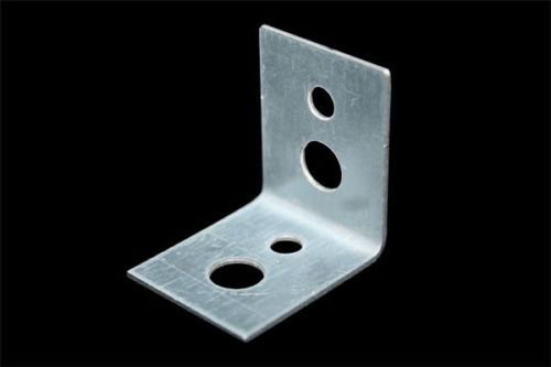 Two Hole Angle Bracket For Ceiling Grid (Pack of 10Pcs).