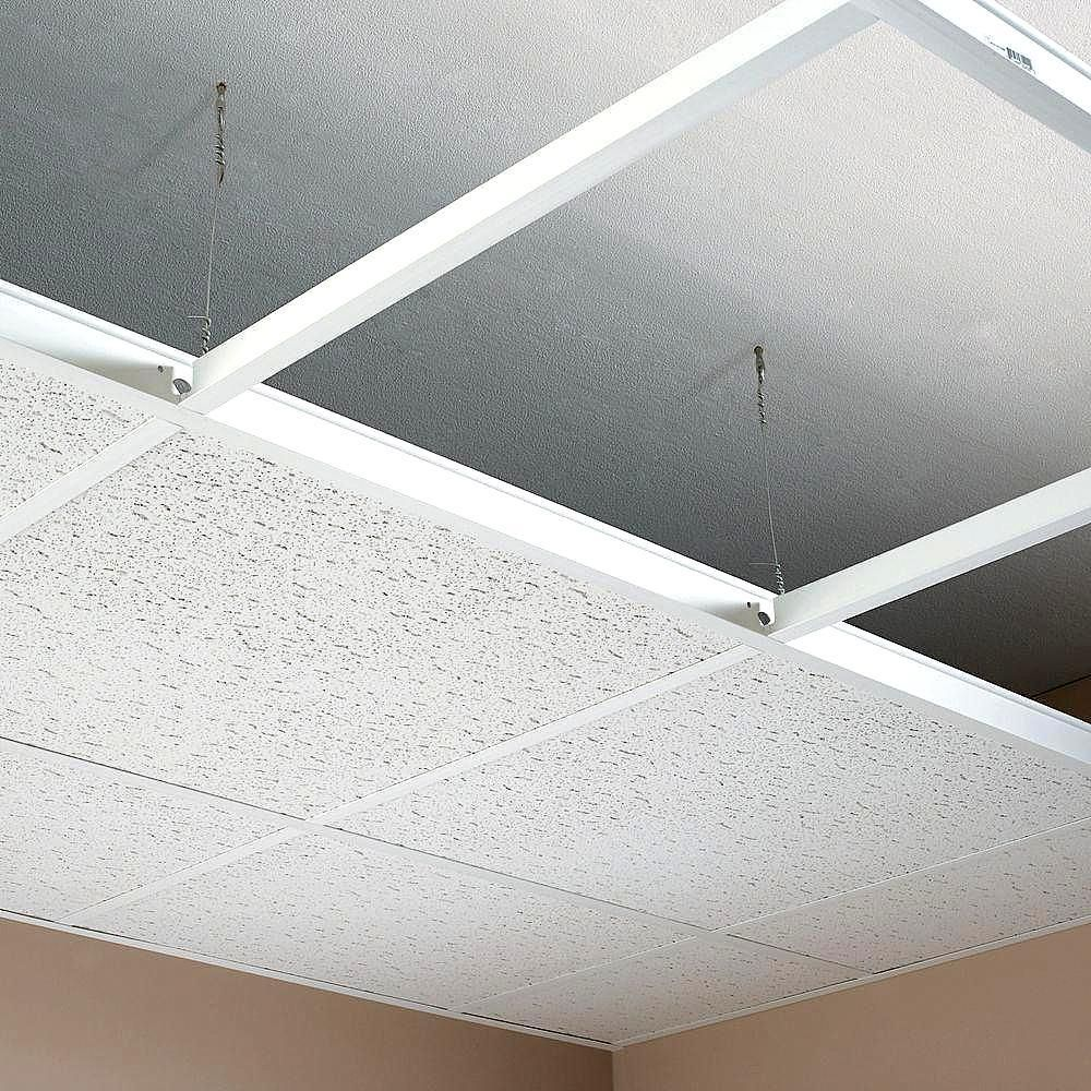 Suspended Ceiling Tiles & Grid Calculator