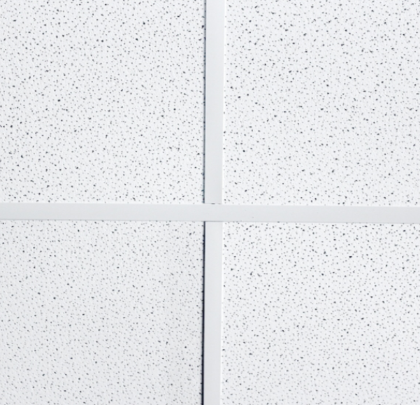 Suspended Fine  Fissured Surf Ceiling Tiles 595mm x 595mm To Fit in 600x600 Grid