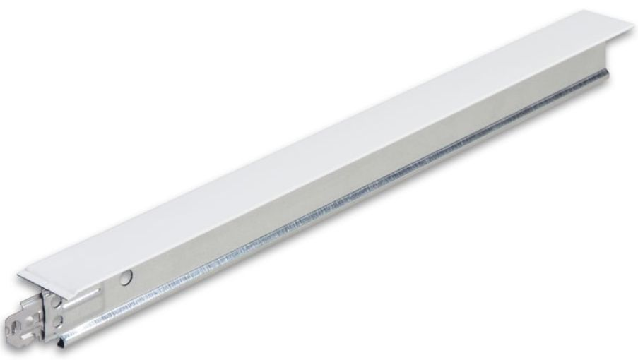 White Cross Tee Section T-24 600mm long