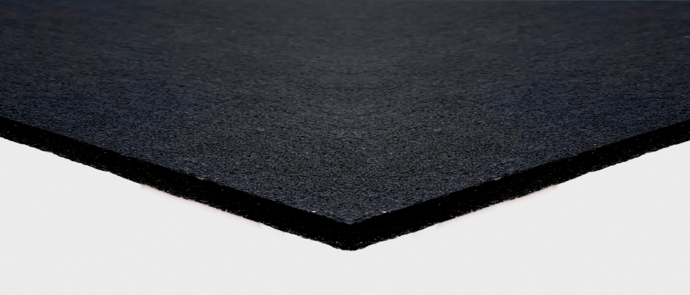 Black Acoustic Suspended Ceiling Tiles 595x595